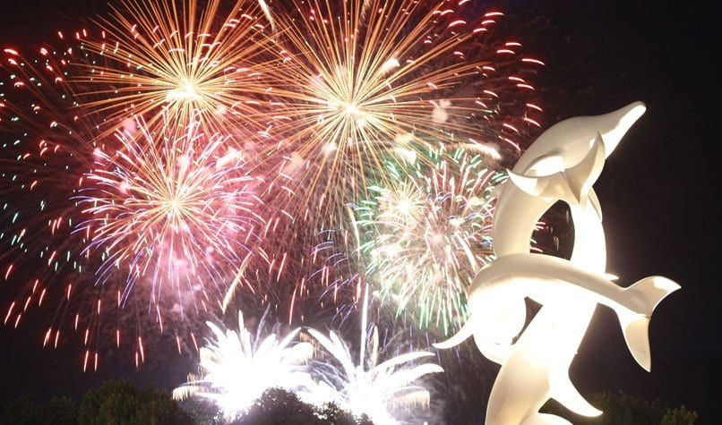 kelowna fireworks | Kelowna Life Real Estate