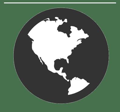 Globe Icon | Kelowna Real Estate