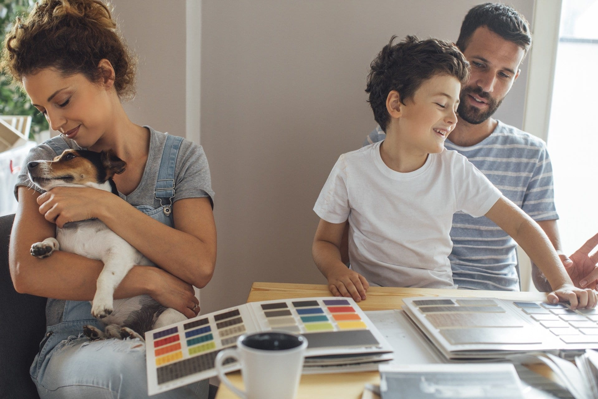 Family planning home repairs